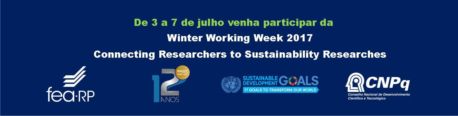 Evento Winter Working Week 2017